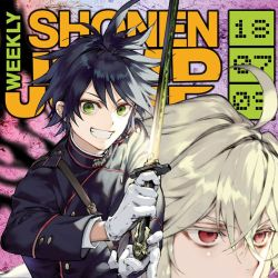 Weekly Shonen Jump July 9, 2018