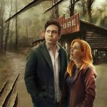 """""""The X-Files: Case Files—Hoot Goes There?"""" #1"""