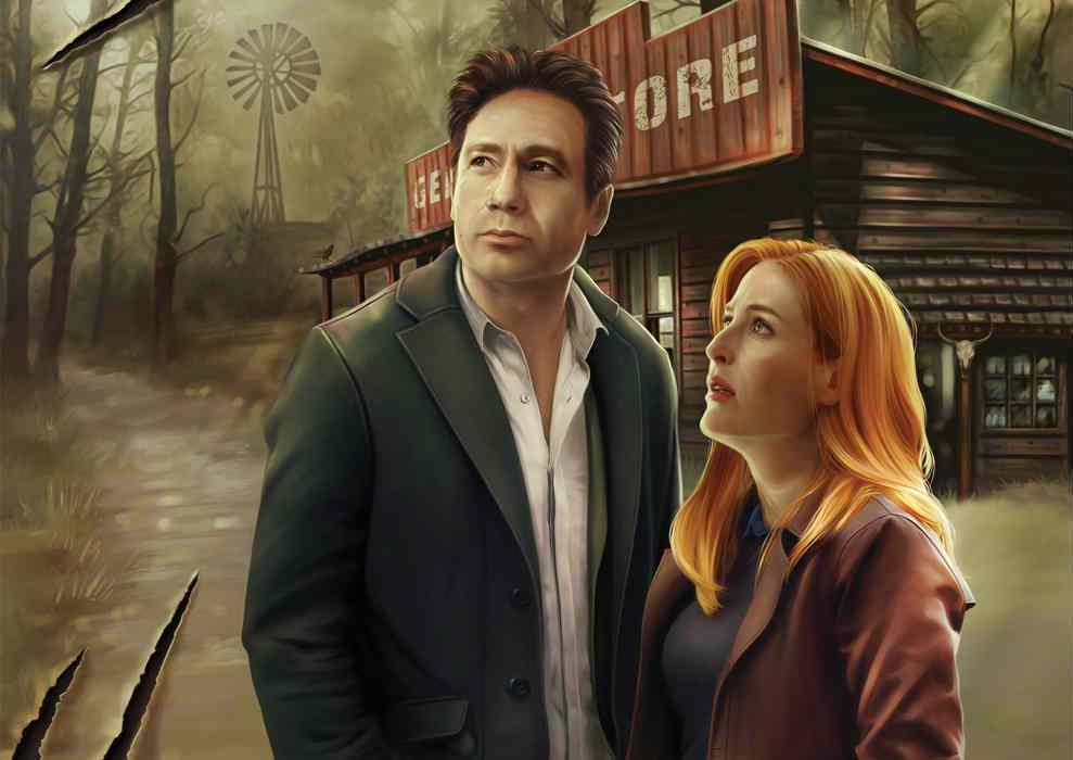 the x-files case files hoot goes there #1