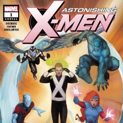 Astonishing X-Men Annual #1 Featured