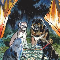 Beasts of Burden: Wise Dogs and Eldritch Men #1 Featured