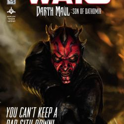 Darth Maul Son of Dathomir Featured