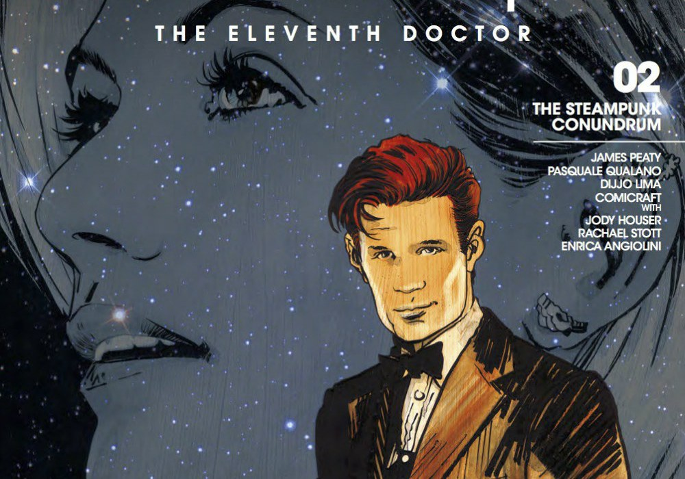 Doctor Who The Road to the-Thirteenth Doctor #2 featured