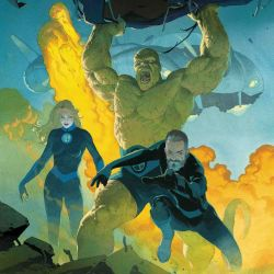 Fantastic Four 1 cover - cropped