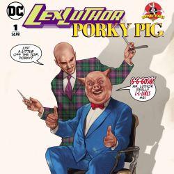 Lex Luthor Porky Pig Special 1 Featured