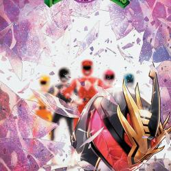 Power Rangers - Shattered Grid #1 - Featured