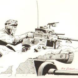 Russ Heath Haunted Tank Featured