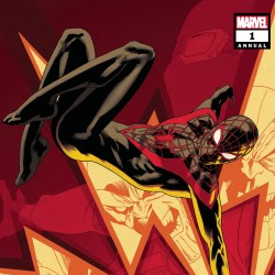 Spider-Man Annual #1 Featured