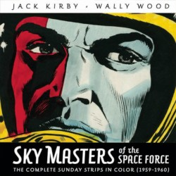 Sky Masters by Jack Kirby & Wally Wood