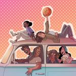 "NYCC '18: BOOM! Studios Announces Basketball Maxiseries ""The Avant-Guards"""