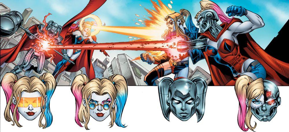 Harley Quinn 50 Dan Jurgens Featured