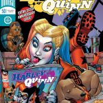 "Exclusive: ""Harley Quinn"" #50 Art-Jam to Feature Jon Davis-Hunt"