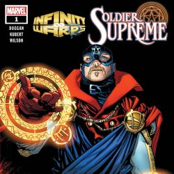 Infinity Warps: Soldier Supreme #1 featured