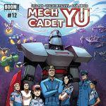 """""""Mech Cadet Yu"""" #12"""