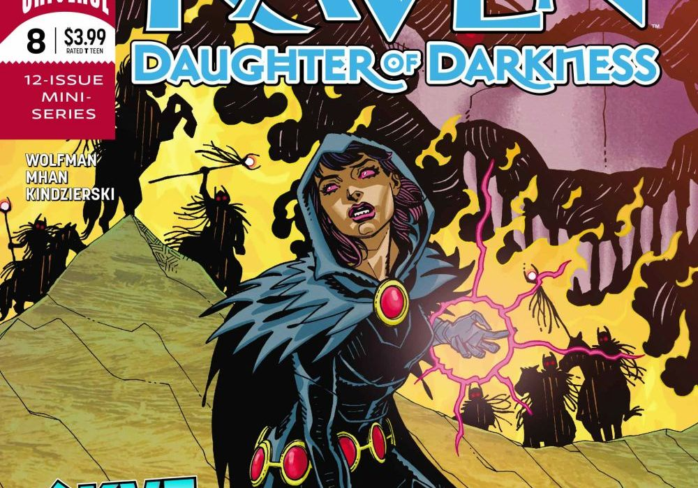 Raven: Daughter of Darkness 8 Featured
