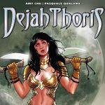 """""""Dejah Thoris"""" #8"""