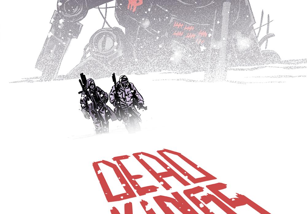 Dead Kings #1 Featured