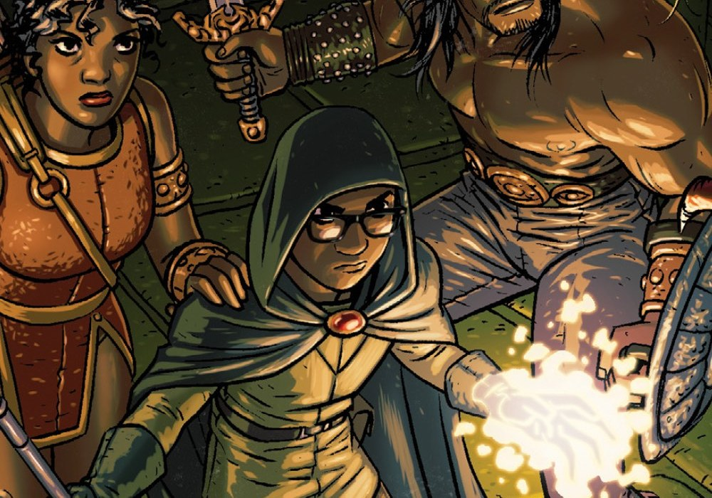 Doom Patrol #12 Featured