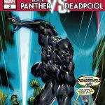 """Black Panther vs Deadpool"" #2"