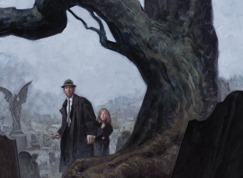 Feature: Joe Golem: Occult Detective—The Drowning City #3