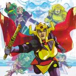 """""""Female Furies"""" Launches from Castellucci and Melo"""