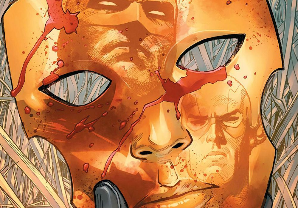 Heroes in Crisis #3 - Featured