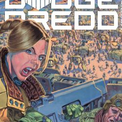 Judge Dredd Megazine 402 Featured