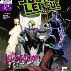 Justice League 12 Featured