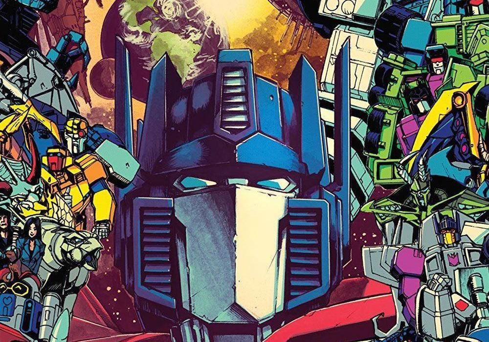 Optimus Prime 25 Featured