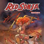 """Red Sonja"" #1"