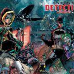 """DC Reveals """"Detective Comics"""" #1000 Covers and More Creators"""
