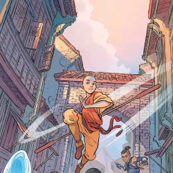 Feature: Avatar: The Last Airbender—Imbalance, Part 1
