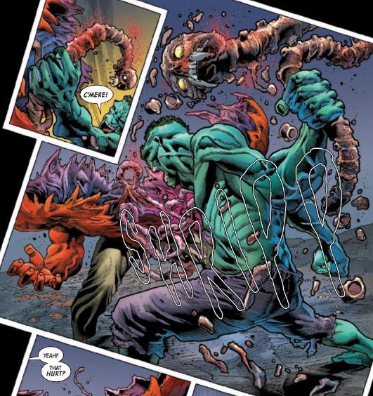 Immortal Hulk #10 SMP