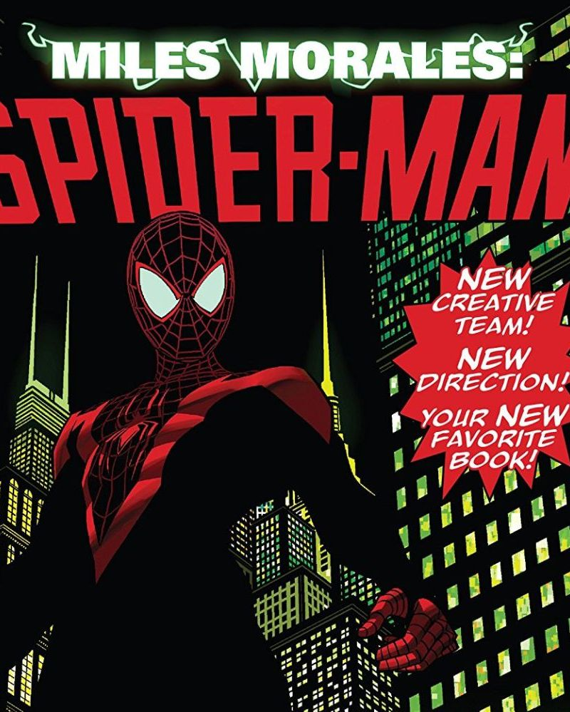 Miles Morales Spider-Man 1 Featured