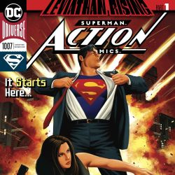Action Comics 1007 cover - featured