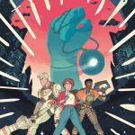 "Top Shelf Announces Hannah Templer's Sci-Fi Webcomic ""Cosmoknights"""