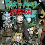 """""""Rick and Morty vs Dungeons & Dragons"""" #4"""