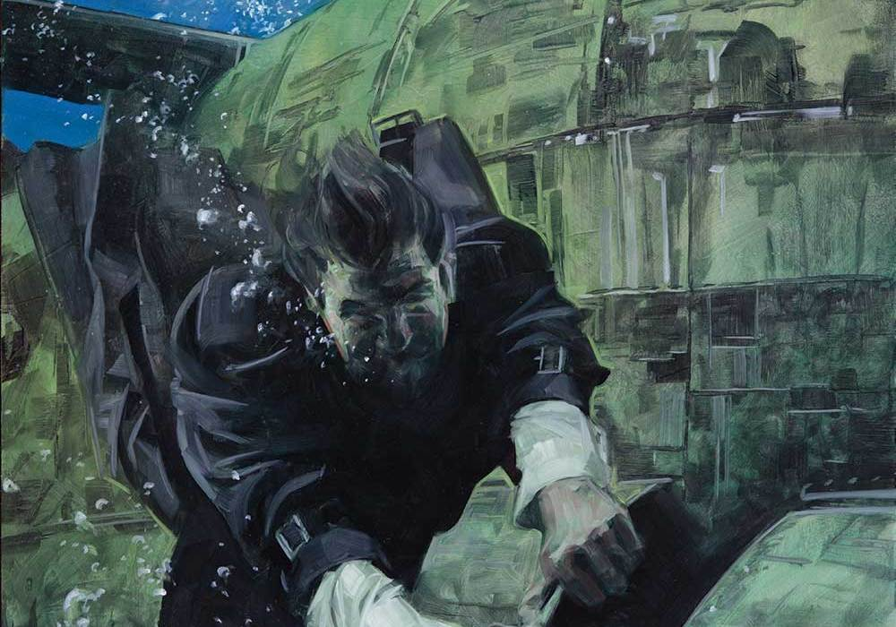 Feature: Joe Golem: Occult Detective―The Drowning City #5