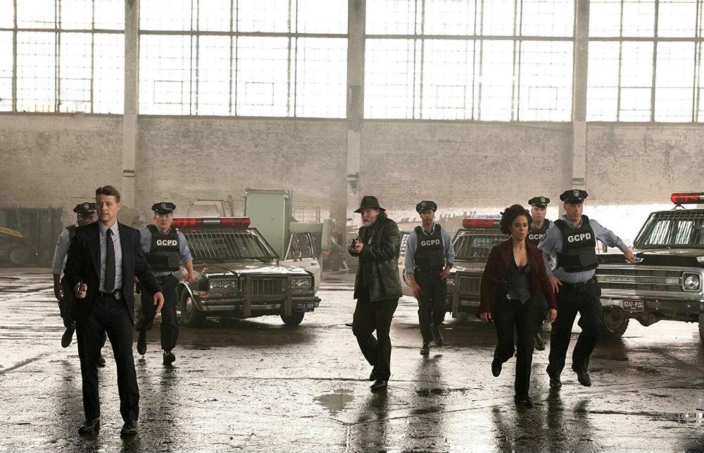 Gotham s5 ep1 - Featured
