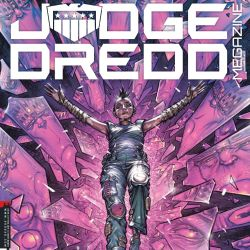 Judge Dredd Megazine 404 Featured