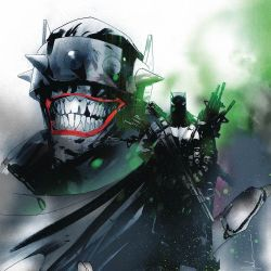 The Batman Who Laughs #2 Featured