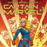 """""""Captain Marvel"""" #1"""