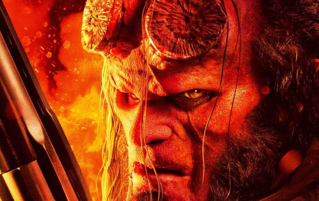 Feature: Hellboy (David Harbour, live action)