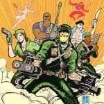 """Exclusive Preview: """"G.I. Joe: Sierra Muerte"""" #1"""