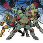 """Exclusive Preview: """"Teenage Mutant Ninja Turtles"""" #91"""