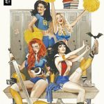 "Dynamite and Archie Comics Crossover ""Red Sonja and Vampirella Meet Betty and Veronica"" Announced"