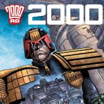 Multiver-City One: 2000 AD Prog 2121: One Man's Stand
