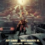 "Lemire and Deodato Reteam for ""Berserker Unbound"""