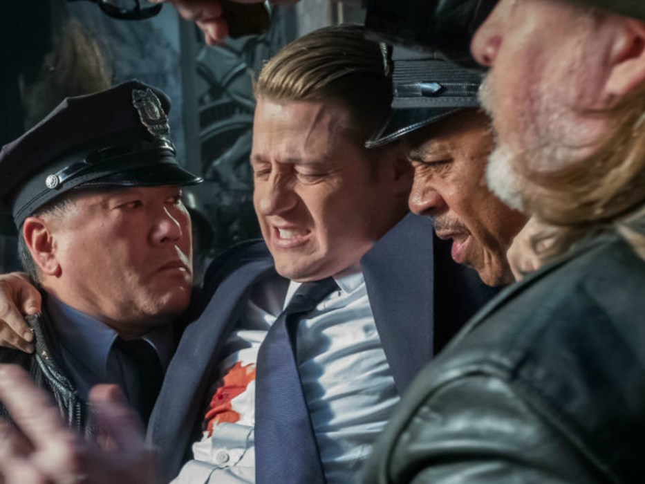 Gotham The Trial of Jim Gordon