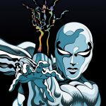 """Silver Surfer: Black"" #1"